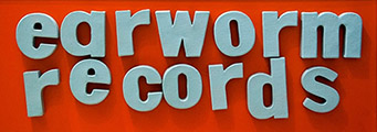 Earworm records logo